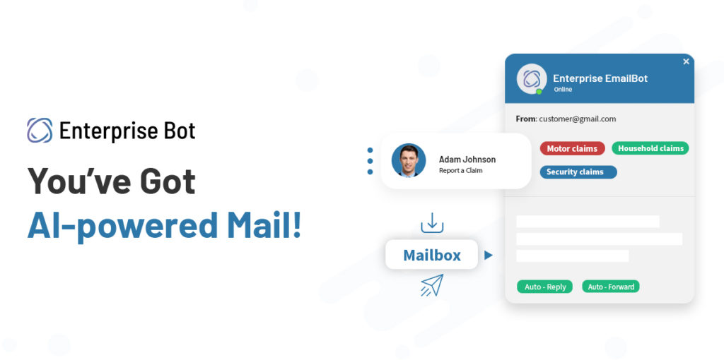How Enterprises are Discovering New Value and Capabilities With AI-Automated Email Responses