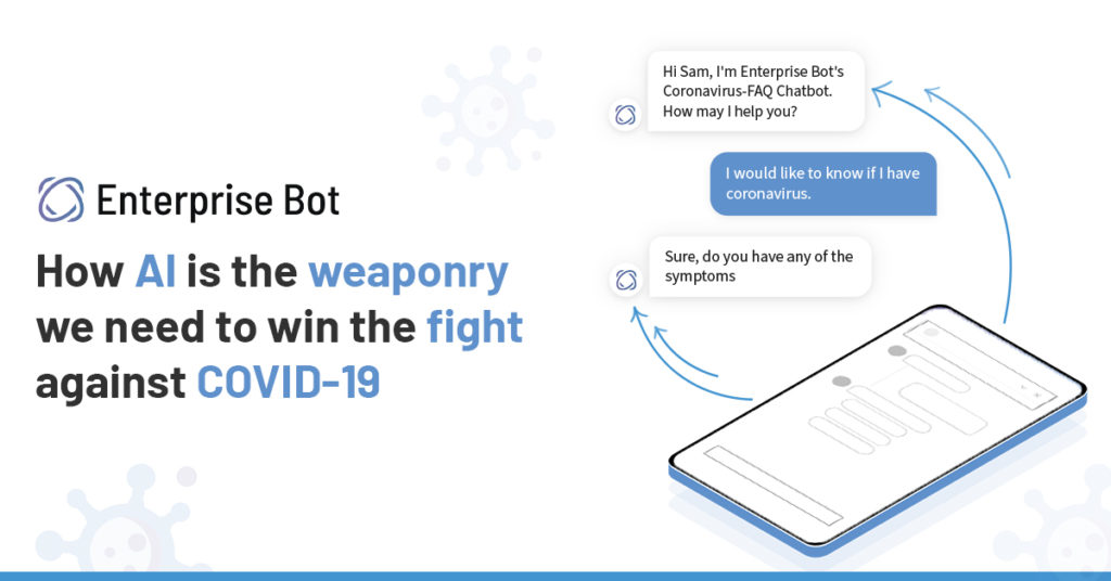 How AI can help us fight COVID-19