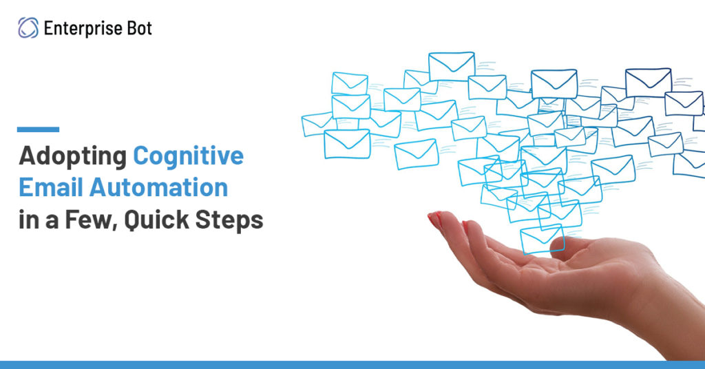 Five simple steps to adopting Cognitive Email Automation for business