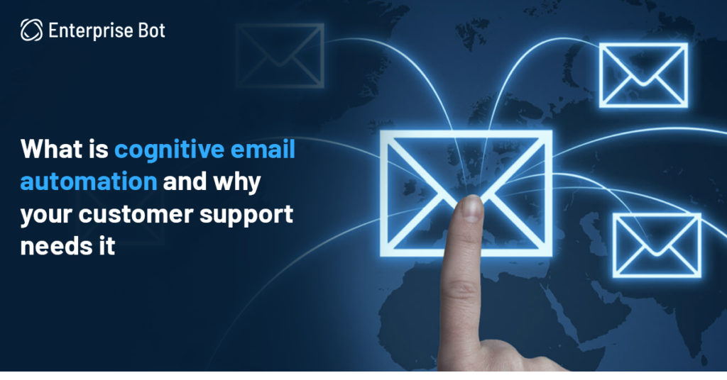 What is Cognitive Email Automation and why your customer support team should take note