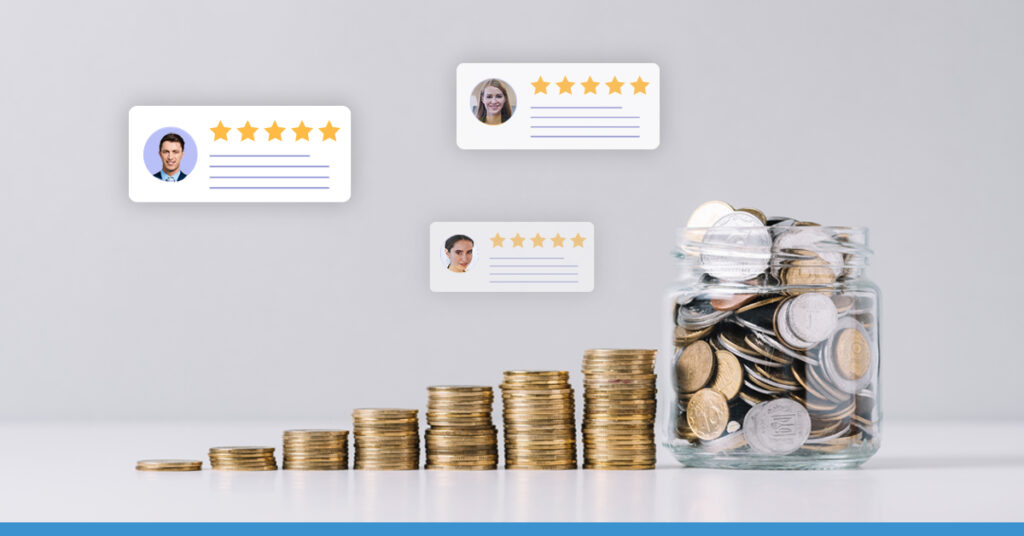 Conversational AI for customer service can help boost cost efficiency and customer satisfaction