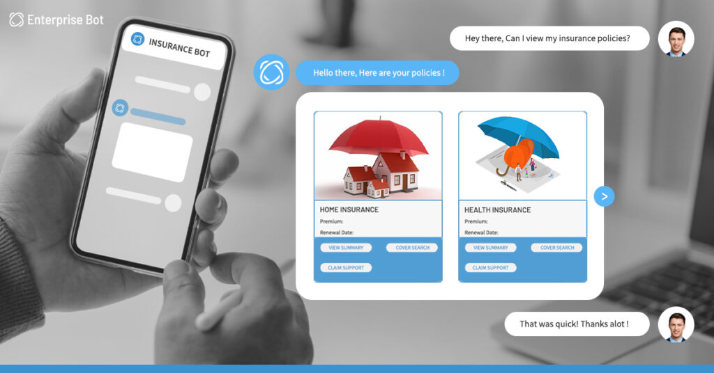 Why the insurance industry needs conversational AI for customer service