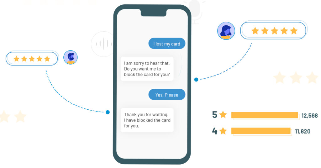 How exactly are Conversational AI chatbots more helpful?