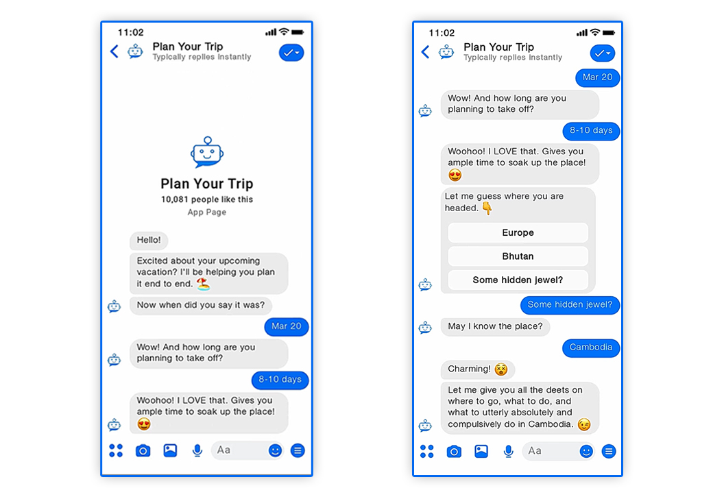 AI chatbots are capable of performing real-time sentiment analysis and conversational analytics while taking into account contextual factors, customer profiles, and business policies.